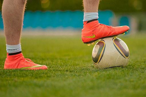 Nike, Soccer Shoes, Football, Sport, Ball