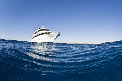 Red Sea, Sea, Water, Wave, Diving, Diver, Ocean, Yacht