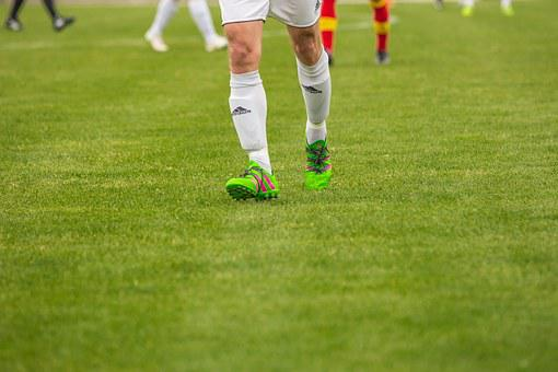 Football, Duel, Ball, Footballers, Fielder, Opponents