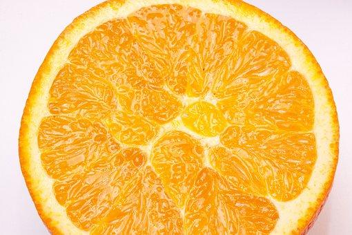 Orange, Navel, Bahia Orange, Citrus Sinensis