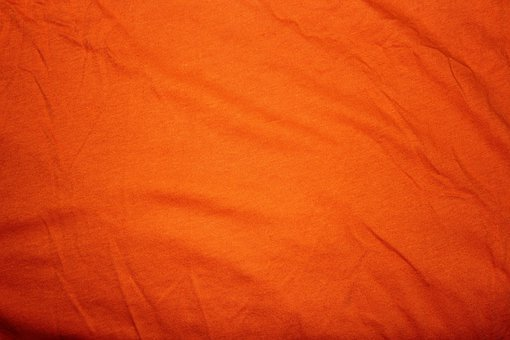 Orange, Cloth, Sheet, Fashion, Clothing, Design, Fabric