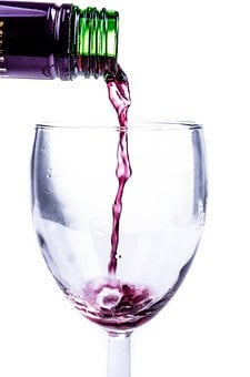 Wine, Red, Backgrounds, Liquid, Alcohol, Concepts