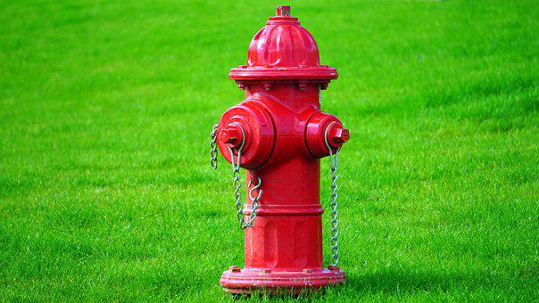 Fire, Hydrant, Water, Red, Emergency, Pressure, Pipe