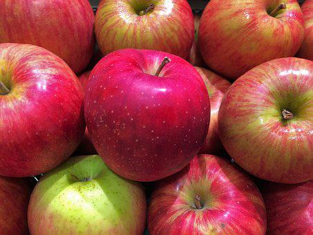 Apple, Red, Kagoshima, Seiyu Ltd, Living, Supermarket