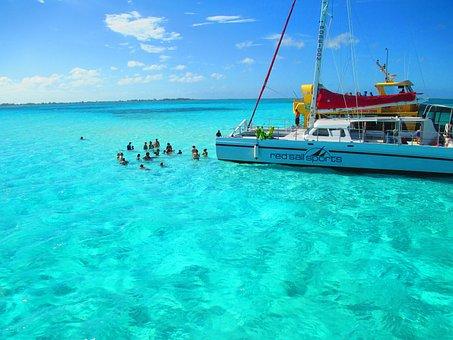 Cayman Islands, Party, Sailing, Cayman, Caribbean