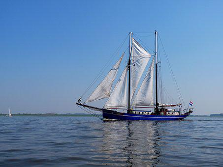 Sailing Vessel, Boot, Maritime, Port, Ship