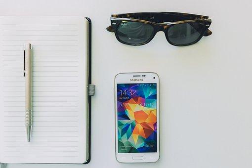 Mockup, Blog, Slider, Business, Notepad, Moleskin