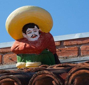 Sombrero, Mexican, Man, Arizona, Hat, Mexico, Fiesta