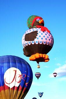 Balloon, Special Shapes Rodeo, Balloon Fiesta