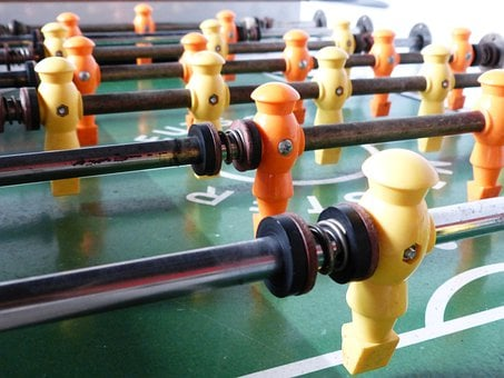 Table Football, Sport, Game Device, Kicker