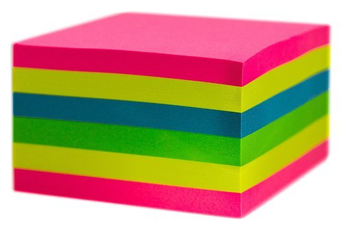 Postit, Post It, Note, List, Sticky Notes, Stickies