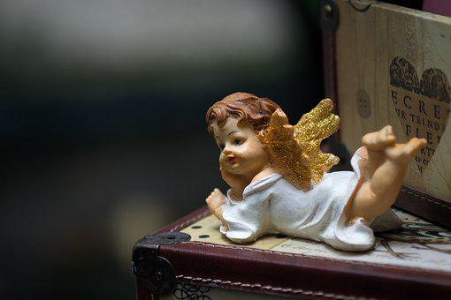 Cupid, Doll, Art, Collection, Model, Toys