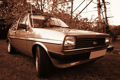 Ford, Car, Transportation, Auto, Fiesta, Transport