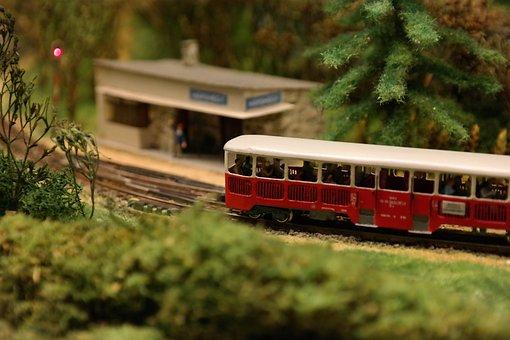 Model Railroad Layout, Vasútmodell, Model