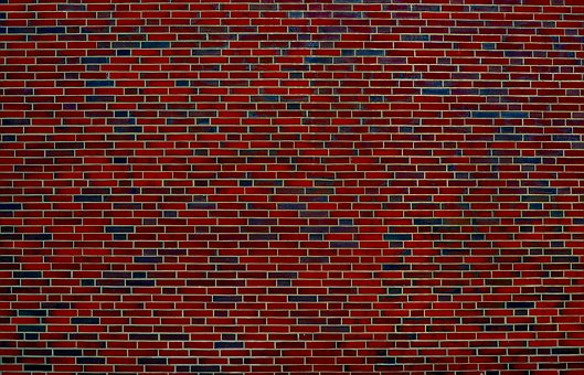 Clinker, Brick, Wall, Background, Red, Home, Facade