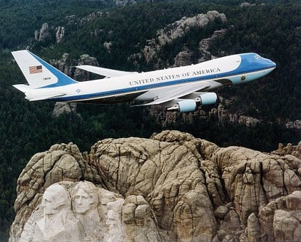 President Machine, Aircraft, Air Force One