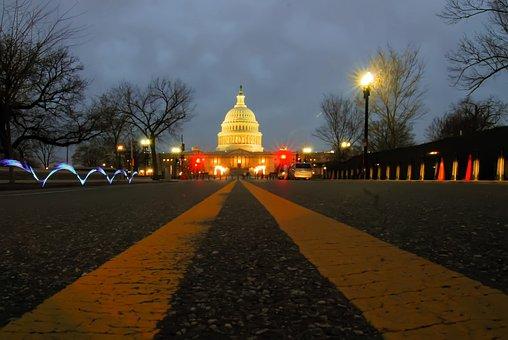 District, America, American, Architecture, Attraction