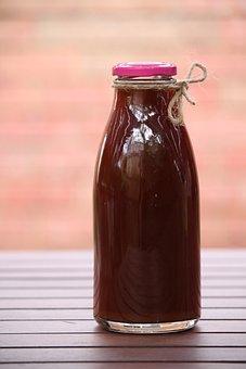 Bottle, Chai, Liquid, Drink, Glass, Tea, Beverage