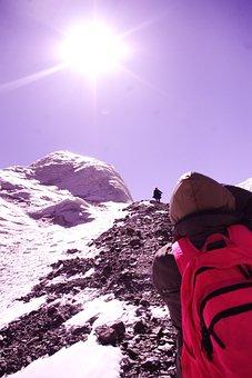 Tourism, Snow Mountain, Dunhuang, Dream Kebing Chuan
