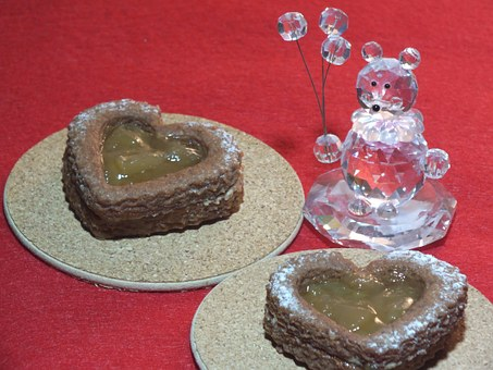 Italian Biscuit, Cookies, Love, Romantic, Valentine