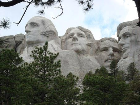 Mount Rushmore, America, Presidents, Monument