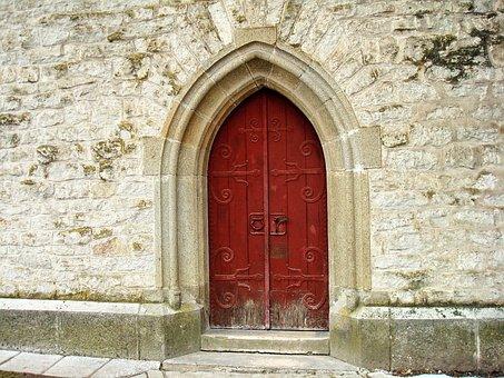 Calvinist Reformed Church, Turda-veche, Romania, Portal