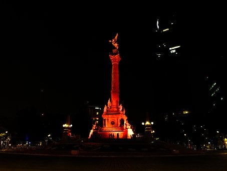 Reform, Mexico, Angel Of Independence