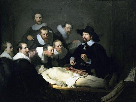 Rembrandt Van Rijn, Artists, Painter, Oil Painting