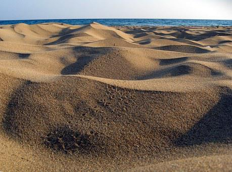 Turtle Beach, Cyprus, Turkish, Sea, Water, Nature