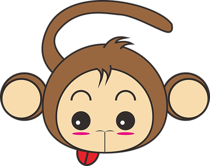 Byeongsinnyeon, 2016, Monkey, Animal, New Year Greeting