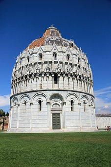 Pisa, Italy, Tuscany, Architecture, Building