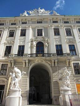 Hofburg Imperial Palace, Vienna, Austria, Monarchy