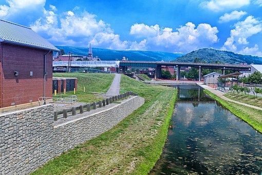 Chesapeake, Ohio Canal, Cumberland, Maryland, Water
