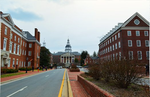Annapolis, Maryland, City, Buildings, City Hall