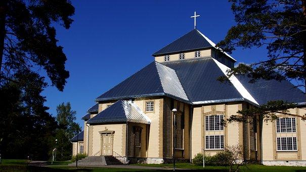 Church, Wooden Church, Cruciform Church, Religion