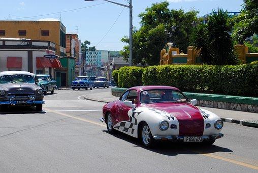 Antique, Vintage, Car, Automobile, Historic