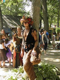 Renaissance Faire, Costume, Fantasy, Magic