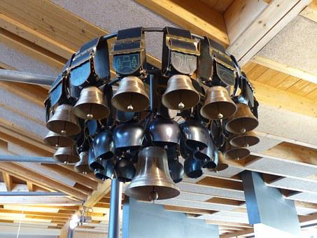 Cow Bells, Cheese Museum, Münstertal, Alsace