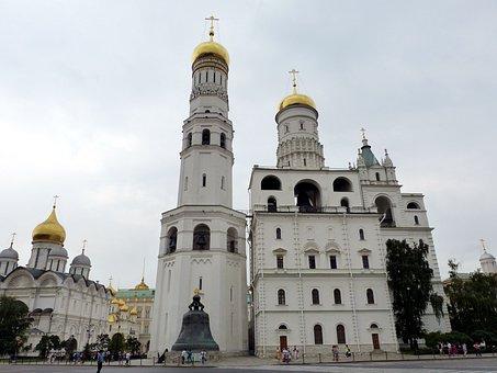 Kremlin, Russia, Capital, Moscow, Historically