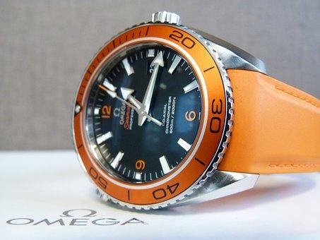 Omega, Watch, Seamaster, Omega Watch, Luxury Watch