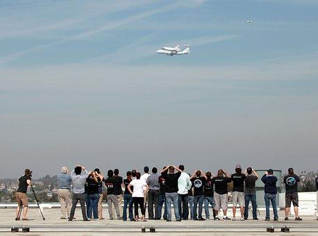 Nasa, Space Shuttle, Transportation, Boeing 747
