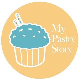 Cupcake, Logo, Sticker, Brand, Bakery, Food, Food Logo