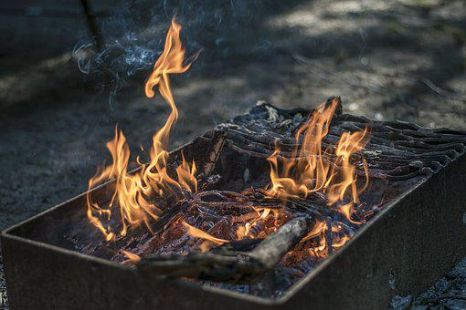 Ash, Burn, Burning, Burnt, Campfire, Coal, Fire