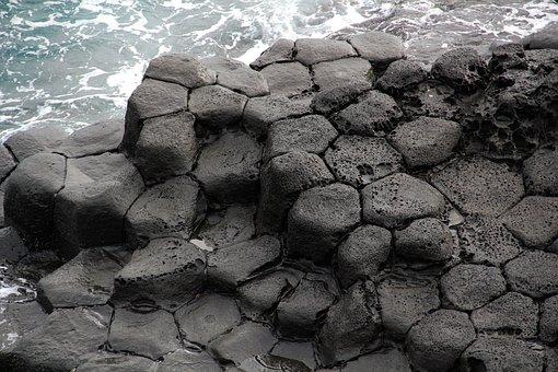 Basalt, Rock, Caldera, Rock Formations, Volcano
