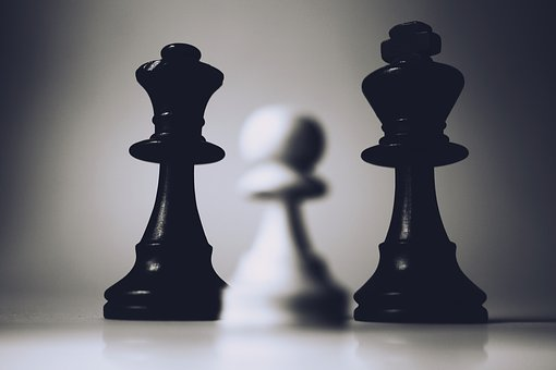 Blur, Board Game, Challenge, Chess, Chess Pieces