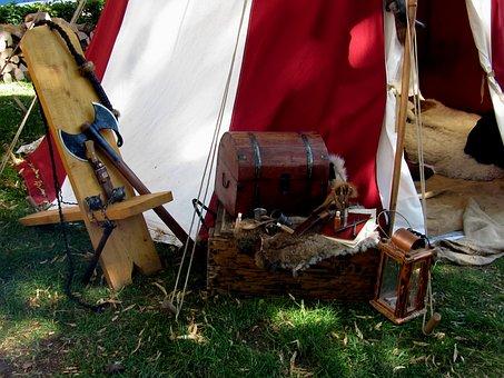 Camp Life, Costumes, Kenzingen Medieval Festival