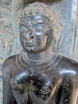 Jain, Jainism, Mahavira, Idol, Mumbai, Bombay