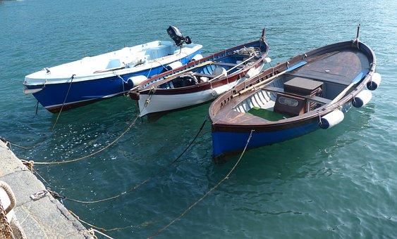 Fishing Boats, Port, Porto Venere