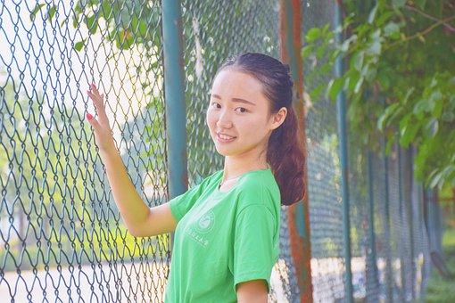 Small Fresh, University Student, School Playground