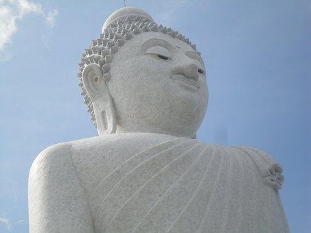 Big Buddha, Asia, Phuket, Buddhism